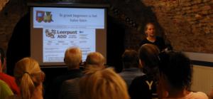 Alex Steenbreker Leerpunt ADD lezing Impuls & Woortblind Kargadoor
